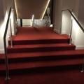 Verlichte trapleuningen