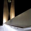 Treppen Handlauf mit LED