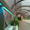 Edelstahl Handlauf mit LED Beleuchtung