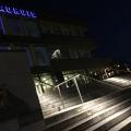 Illuminated balustrade ILLUNOX