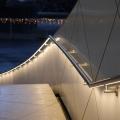 RVS trapleuning ILLUNOX met verlichting