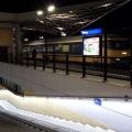 RVS trapleuning met LED verlichting