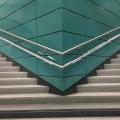 LED Treppenbeleuchtung Bahnhof Brüssel Nord ILLUNOX 13