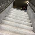 LED Treppenbeleuchtung Bahnhof Brüssel Nord ILLUNOX 15