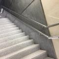 LED Treppenbeleuchtung Bahnhof Brüssel Nord ILLUNOX 3