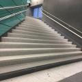 LED Treppenbeleuchtung Bahnhof Brüssel Nord ILLUNOX 4
