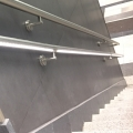 LED Treppenbeleuchtung Bahnhof Brüssel Nord ILLUNOX 5