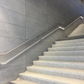 LED Treppenbeleuchtung Bahnhof Brüssel Nord ILLUNOX 6