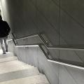 LED Treppenbeleuchtung Bahnhof Brüssel Nord ILLUNOX 9