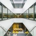 Handlauf mit LED Rathaus Wijchen ILLUNOX 3