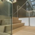 Handlauf mit LED Rathaus Wijchen ILLUNOX 5