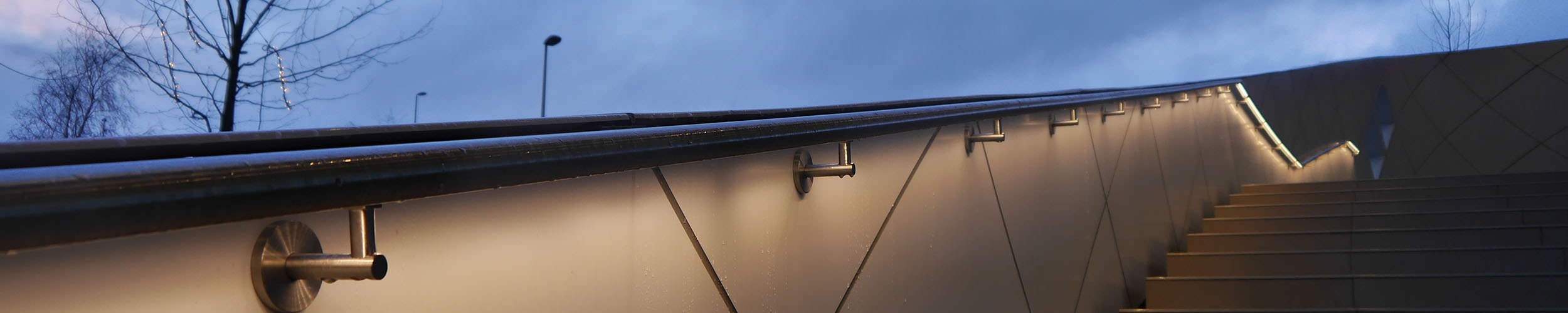 ILLUNOX® trapleuningen balustrades