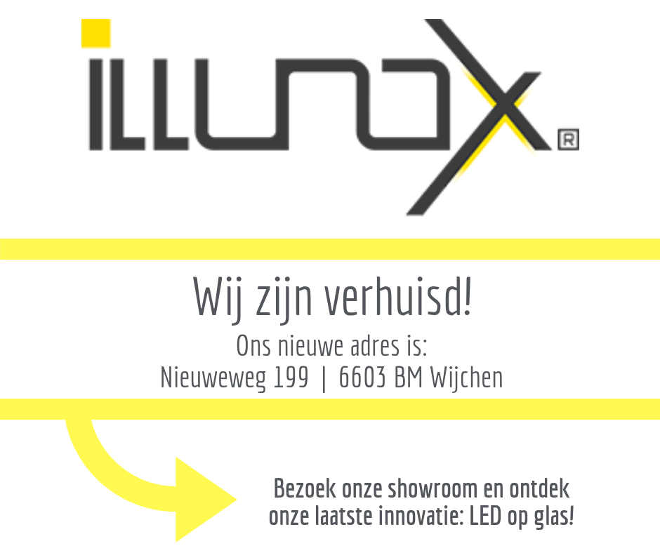 ILLUNOX is verhuisd!
