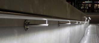 of het nu een binnen of buitenruimte betreft een illunox led trapleuning is geschikt voor elke verlichtingstoepassing