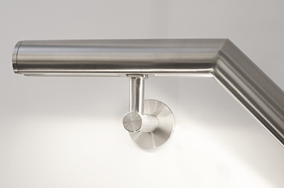 trapleuning balustrade slim en innovatief