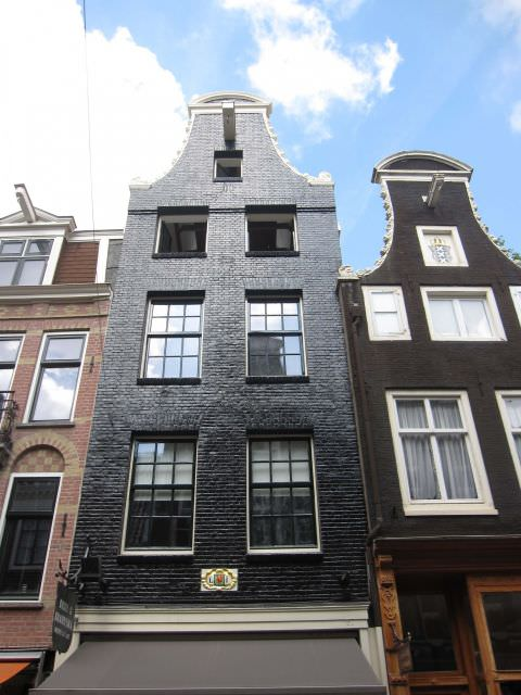 Historic Building Amsterdam